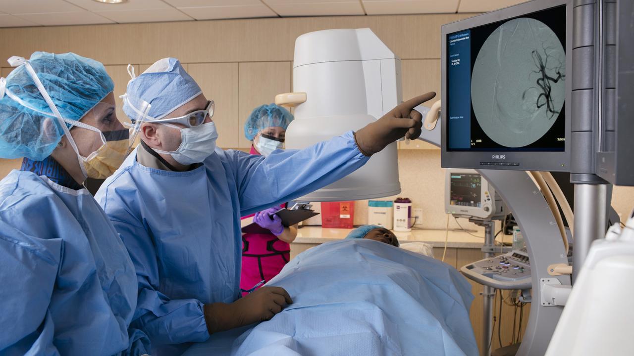Cirugía Míninamente Invasiva